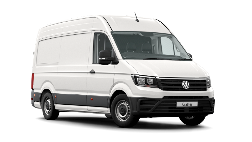 Lava Auto Car Rental - VW Crafter 4x4 Camper for 5