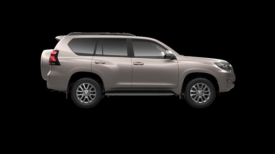 Rent the Toyota Land Cruiser