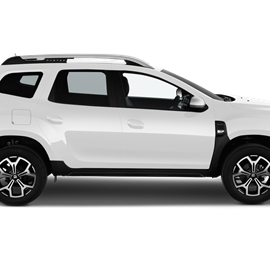 Dacia Duster 2019 blanco
