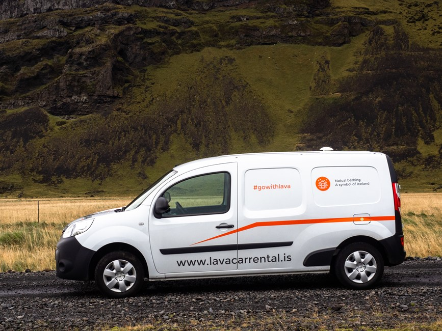 Rent the Renault Kangoo Camper Van