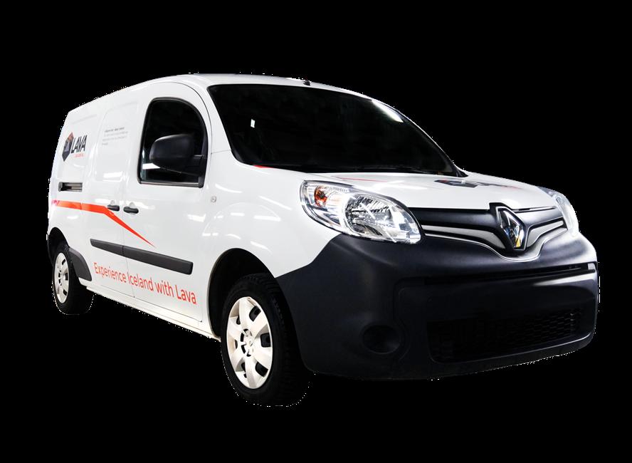 Rent the Renault Kangoo Camper Van