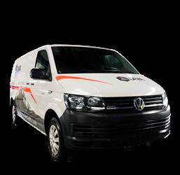 VW Transporter Camper 4x4