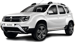 Dacia Duster 4x4 Diesel Manual