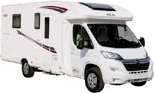 Citroen Motorhome for 3