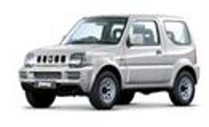 Suzuki Jimny 4x4 Manual