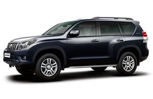Toyota Land Cruiser 150 4x4 (Model 2013/15)