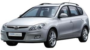 Hyundai i30 Station Manual (Model 2012/13)