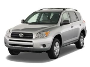 Toyota RAV4 4x4 Manual (Older Model)