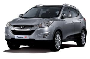 Hyundai Tucson Automatic (Model 2010/12)