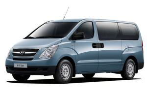 Hyundai H1 9 seater - Automatic (Older Model)