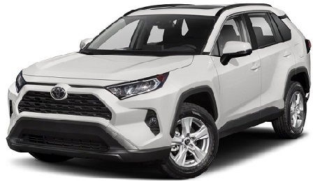 Toyota RAV4 4x4 Manual