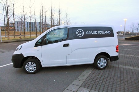 GRAND mini camper NV200