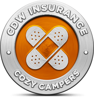 CDW - Included insurance (2500 € self risk)