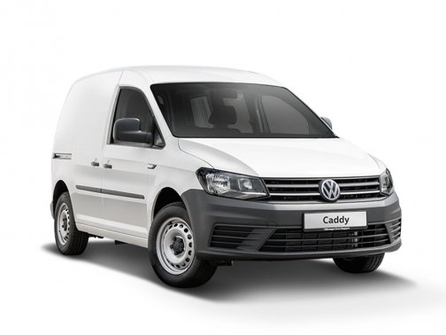 2017 VW Caddy With Heating System