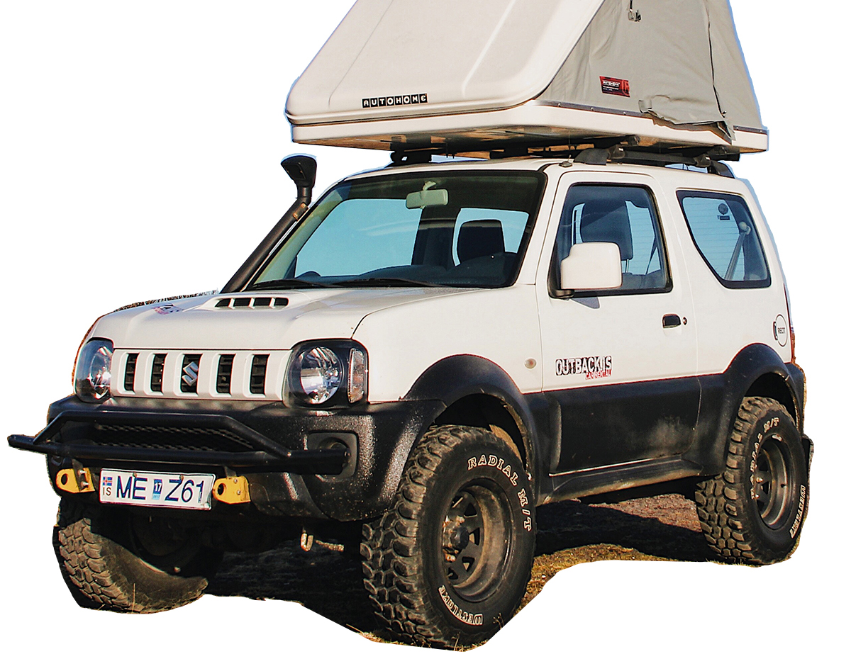 Jimny 4x4 Camper