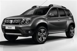 Dacia Duster New w/ Roof Tent FREE GPS