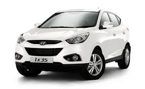 Hyundai IX35 4x4 2017 Exec Auto Leather Seats 184hp Free GPS/4G wifi box