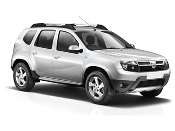 Dacia Duster 4x4  FREE GPS