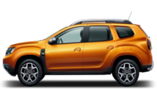Dacia Duster 4x4 (manual)
