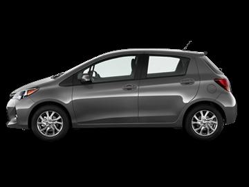 Toyota Yaris or similar (manual)