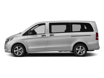 Mercedes Benz Vito 4x4 - 9 seater (automatic)