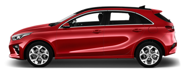 Kia Ceed or similar (automatic)
