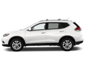Nissan Rogue / X-trail - 7 seats (automatic)
