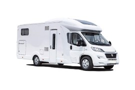 Fiat motorhome (3 persons)