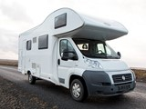 Fiat motorhome (6 persons)