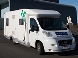 Fiat motorhome (2 persons)