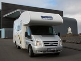 Fiat motorhome (4 persons)