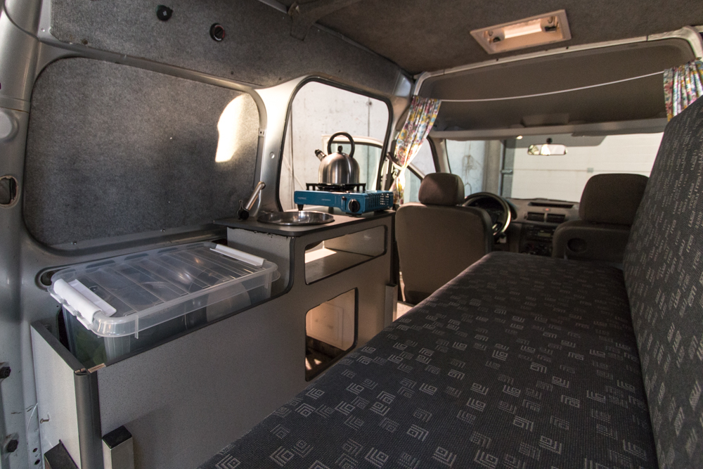 Ford Transit Connect Camper >> Rent A Ford Transit Connect In Iceland