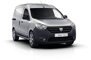 Dacia Dokker Camper 2015