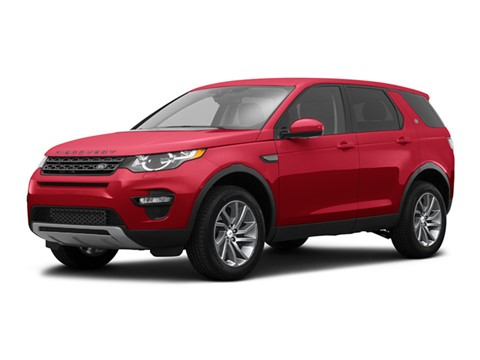 Land Rover Discovery Sport | Auto