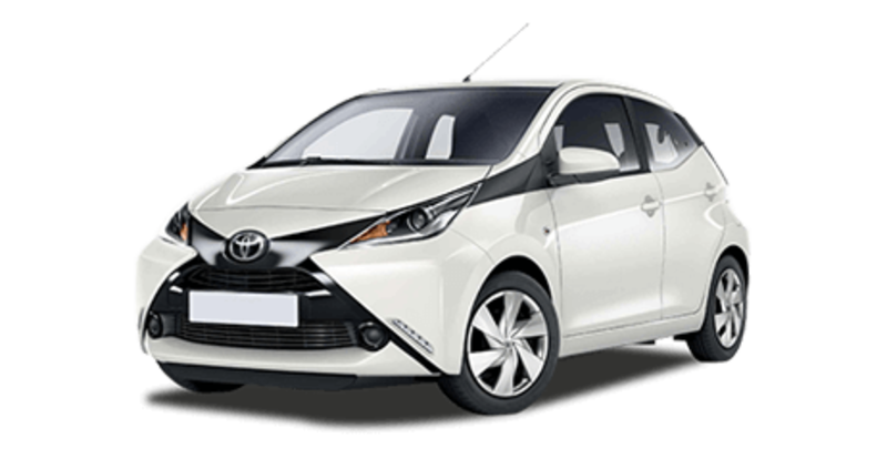 Toyota  Aygo |  Manual