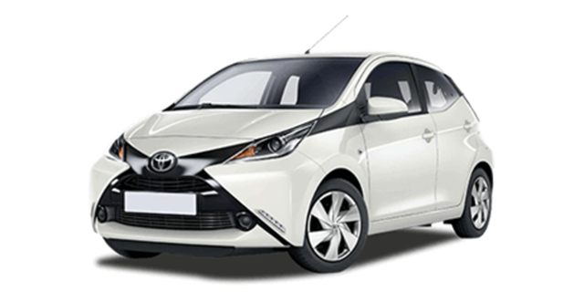 Toyota  Aygo |  Manual