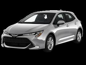 Toyota Corolla | Manual