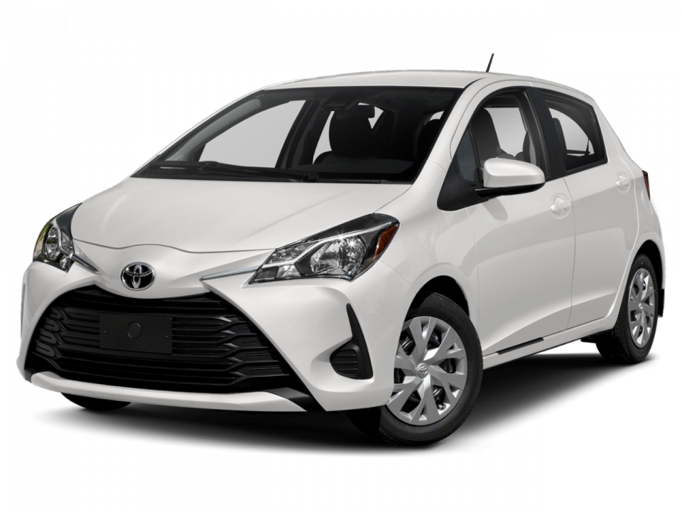 Toyota Yaris | Manual