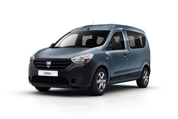 Dacia Dokker Passenger