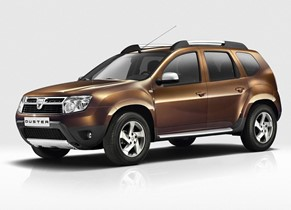 Dacia Duster 4x4 or similar
