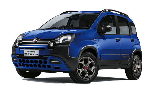 Fiat Panda Cross | Manual