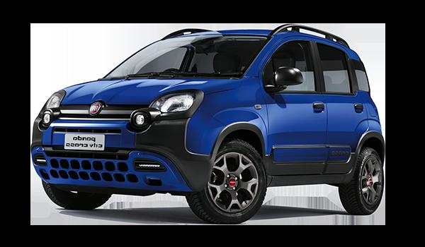 Fiat Panda Cross | Manual