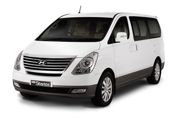 Hyundai Starex or similar | Automatic | 4 doors | 8 persons | Free mileage
