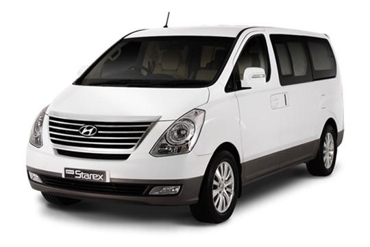 Hyundai Starex| Auto| 8 persons