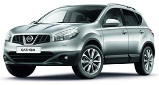 Nissan Qashqai | Manual