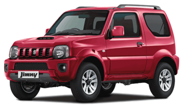 Suzuki Jimny 4wd or similar | Manual | 3 doors | 4 persons | Free mileage