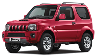 Suzuki Jimny 4x4 or similar