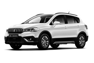 Suzuki S-Cross 4x4 or similar