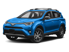Toyota Rav4 4wd | Auto