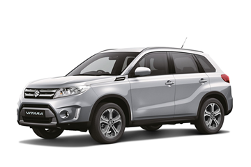 Suzuki Vitara 4wd or similar | Manual | 5 doors | 5 persons | Free mileage